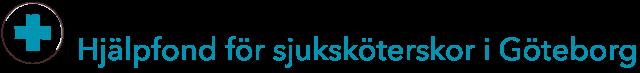 Stiftelsen Fru Mary Wijks, född Dickson, Hjälpfond för sjuksköterskor i Göteborg